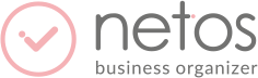 Logo Netos business organizer
